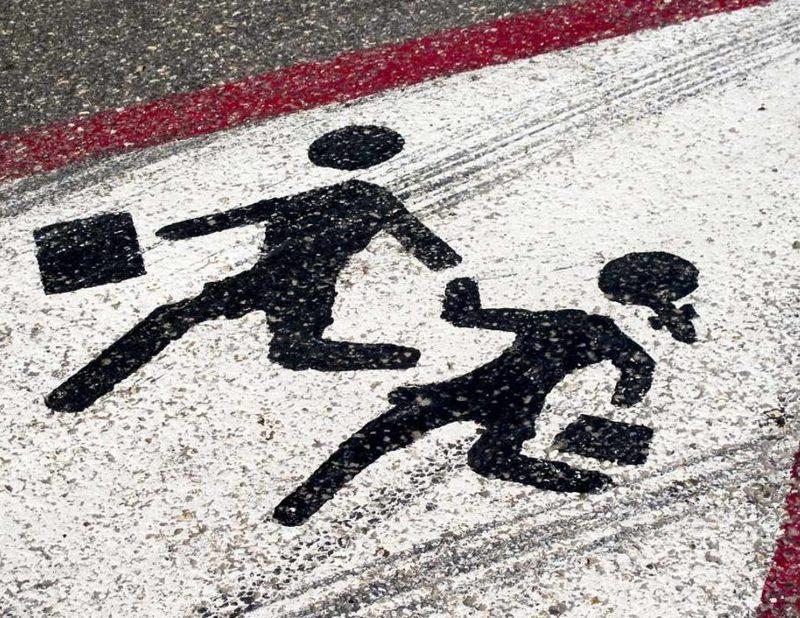 Вюжной столице Кузбасса иностранная машина насмерть сбила десятилетнего школьника