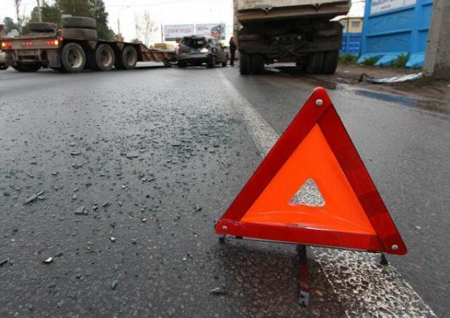 Шофёр фургона умер всмертельном ДТП вТаштаголе— Кузбасс
