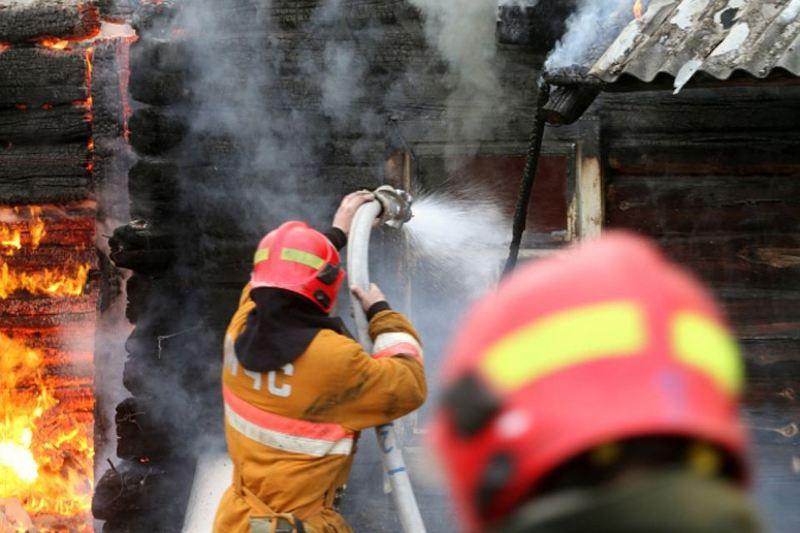55-летняя женщина погибла впожаре дома вКемерове