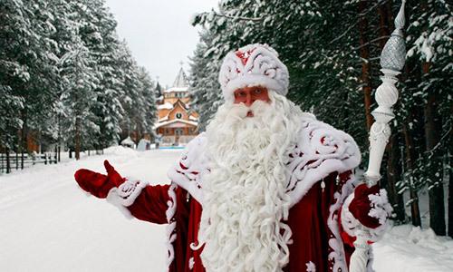 Самый главный дедушка Мороз страны приедет вОмск уже наследующей неделе
