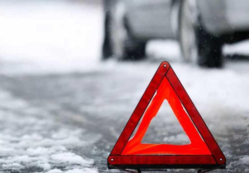 Две иномарки столкнулись вКемерове: пострадали водители идвое детей