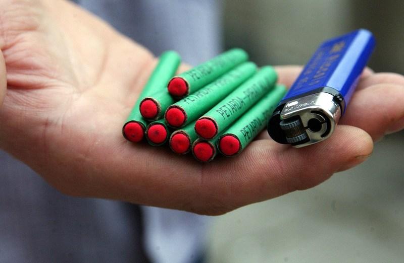 ВКузбассе семиклассник получил петардой вглаз, выстрелив изсамодельного пистолета