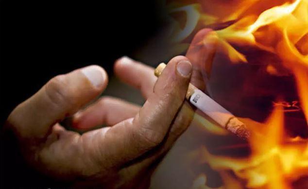 Кузбасс: молодой мужчина умер напожаре дома вАнжеро-Судженске