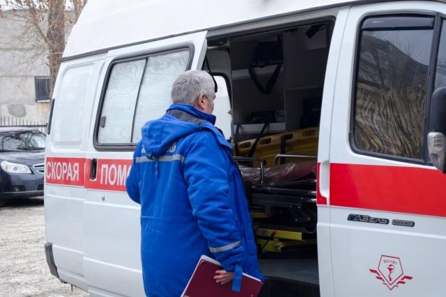 ВКемерове втрамвае скончалась женщина