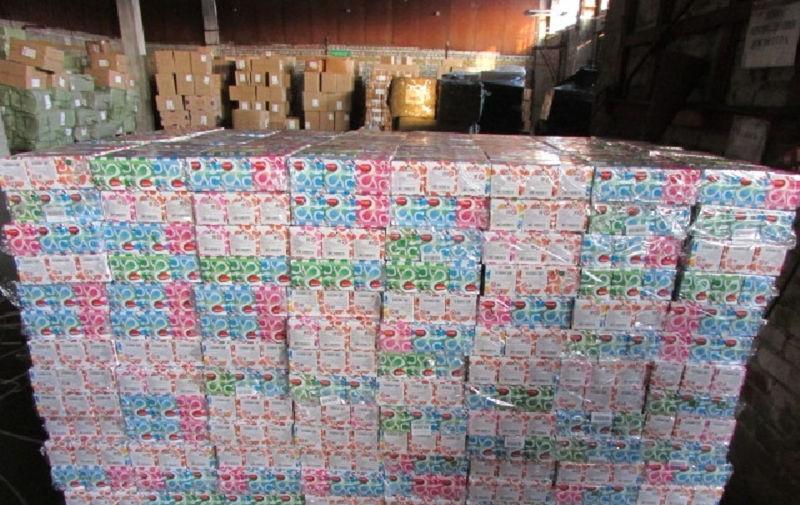 Кемеровские пограничники задержали 7 200 поддельных кубиков Рубика