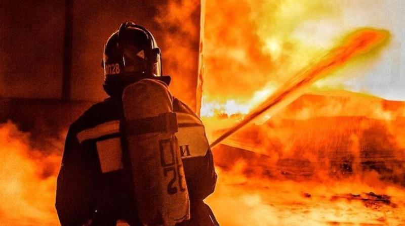 Пожар произошел вкемеровском общежитии