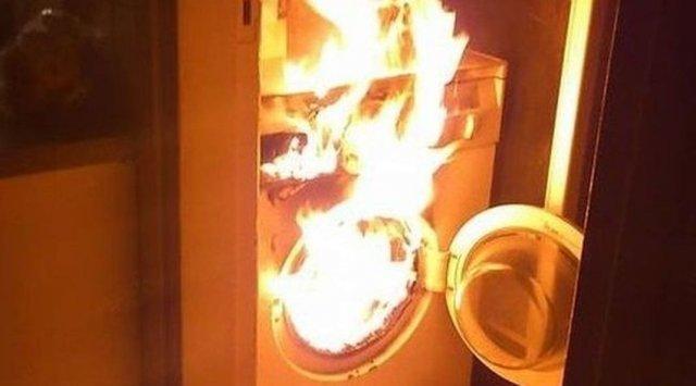 ВКемерове стиральная машина стала предпосылкой трагедии
