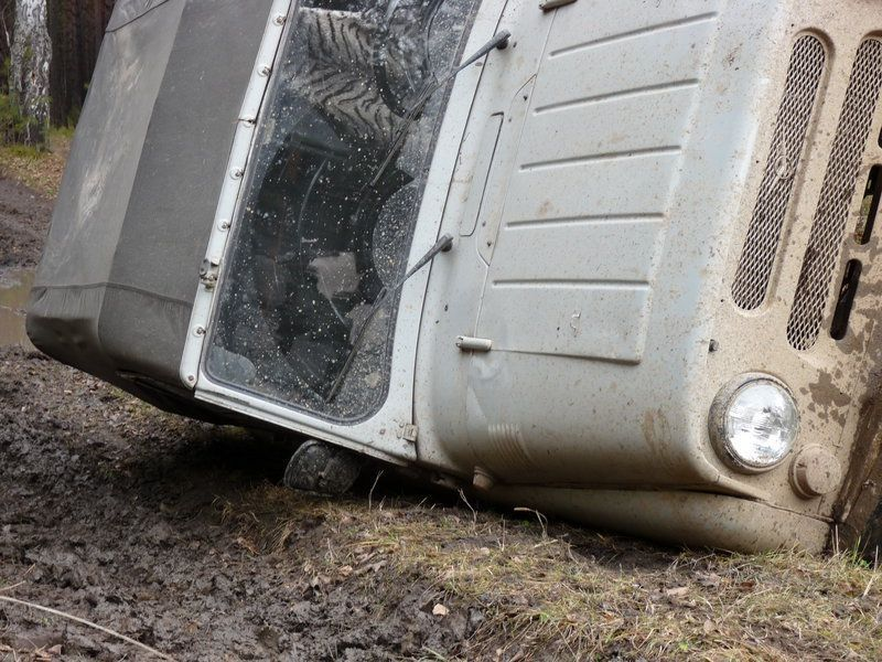 ВКемерове подороге наЛесную Поляну произошла смертоносная авария