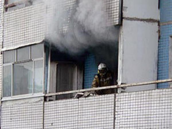 ВКемерове охранники спасли 7-летнего ребенка, пытавшегося затушить пламя