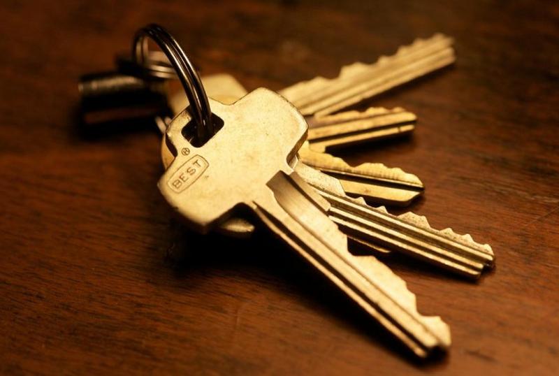 Ремонт ключей от квартиры