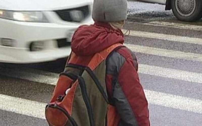 ВКемерове маршрутка сбила девочку напешходном переходе