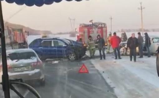 Очередное смертельное ДТП произошло накузбасской трассе