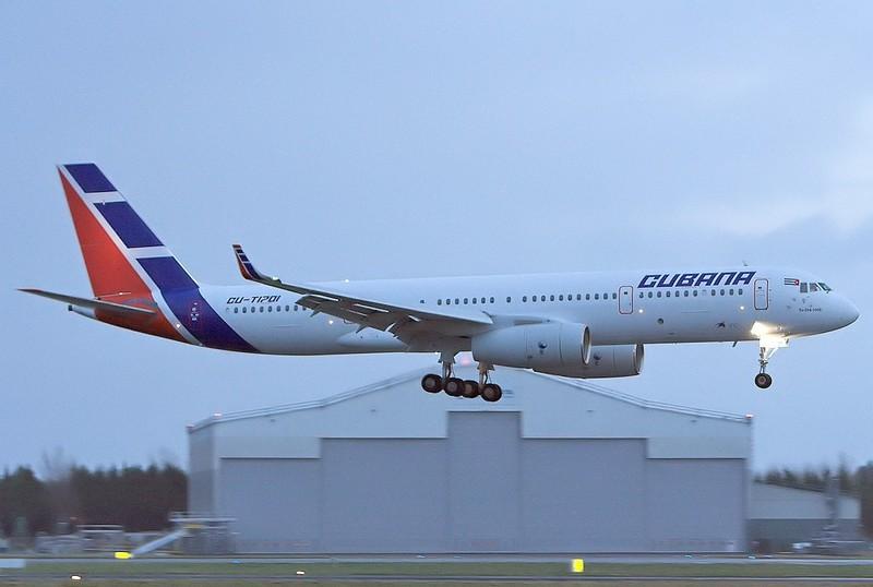 Ваэропорту Кемерова застрял самолет с17 тоннами груза