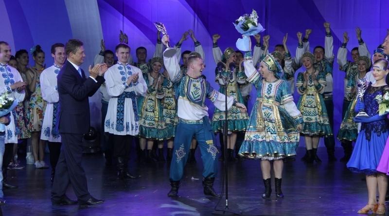 Новокузнецкий коллектив «Калинка» стал участником известного  ТВ-шоу