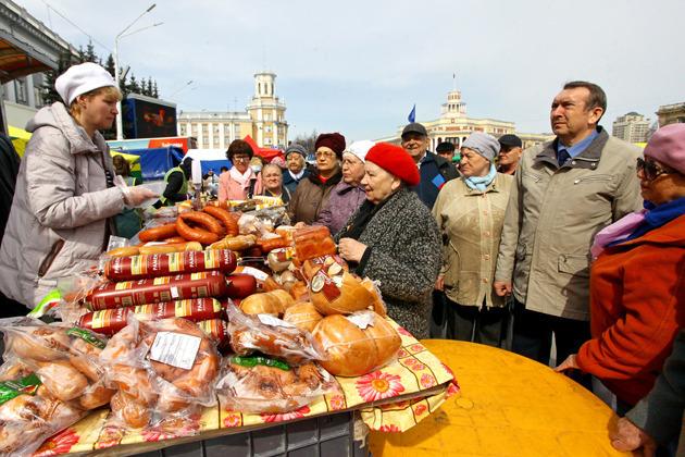 ВКемерове впреддверии Пасхи пройдёт традиционная ярмарка
