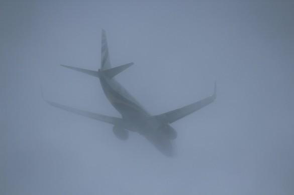 Из-за утреннего тумана вНовокузнецк неприлетели два самолета