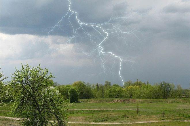 Штормовое предупреждение объявлено в 5-ти областях Сибири из-за ветра игрозы