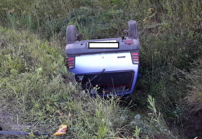 ВПромышленновском районе вДТП умер 80-летний шофёр
