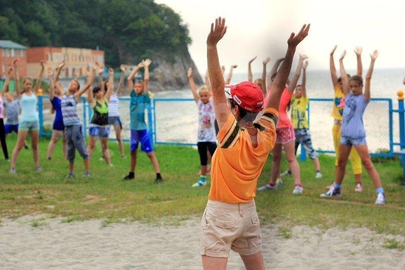 ВКузбассе остановили работу нелегального детского лагеря