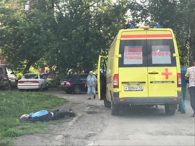 ВКемерове наТоми обнаружили труп мужчины